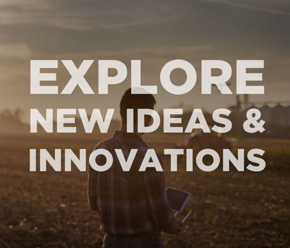 New Ideas and Innovations